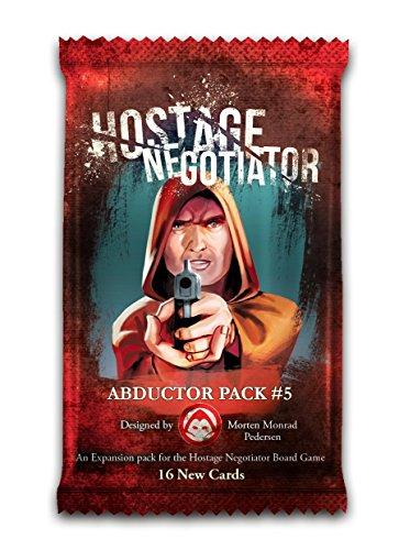 Hostage Negotiator: Abductor Pack #5 (Hostage Negotiator Board Game)