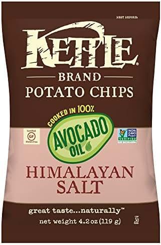 Potato Chips: Kettle Brand Avocado Oil