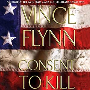 Consent to Kill Audiobook