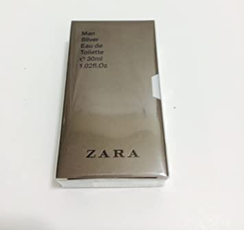 ZARA Man Silver Eau De Toilette 30ml/1.02 oz