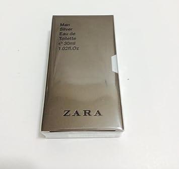 ZARA Man Silver Eau De Toilette 30ml/1.02 oz
