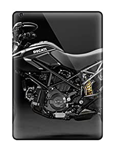 Brandy K. Fountain's Shop Best New Arrival Cover Case With Nice Design For Ipad Air- 2010 Ducati Hypermotard