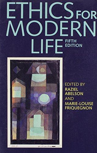 Ethics for Modern Life