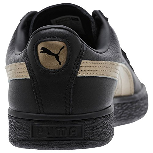 e22ac7bd2000 Puma Basket Classic Metallic SN Sneaker Damen Mädchen Schuhe 363201 01   Amazon.de  Schuhe   Handtaschen