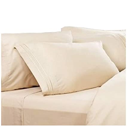 Split Cal King Sheets Split California King Sheets Cream 1800 Thread Count Egyptian