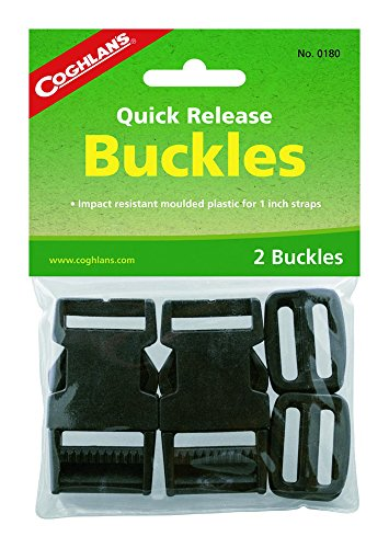 coghlans-1-inch-quick-release-buckles