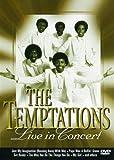 The Temptations: Live in Concert at Harrah's Atlantic City