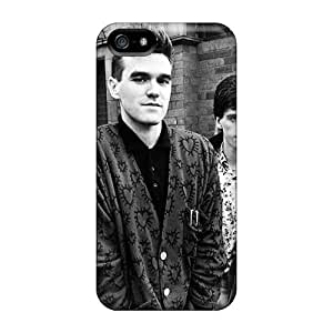 Iphone 5/5s WOv2117HVZr Custom Lifelike Michael Stipe Image Shockproof Hard Phone Covers -SherieHallborg
