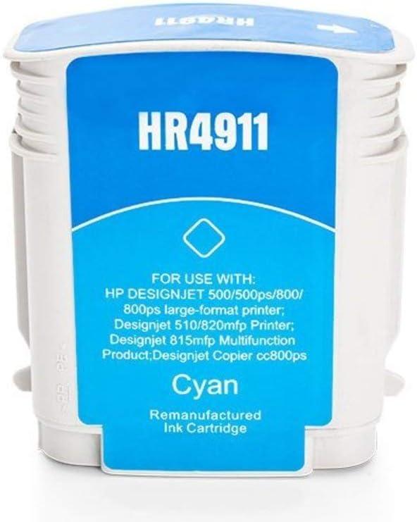 HP - Hewlett Packard DesignJet 820 MFP (82 / C 4911 A): Amazon.es: Electrónica