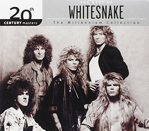 20th Century Masters - The Millennium Collection: The Best of Whitesnake (Eco-Friendly Packaging)