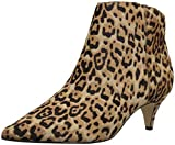 Sam Edelman Women's Kinzey Ankle Boots, Sand/Jungle Leopard, 8 M US