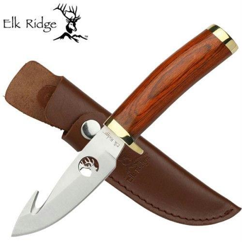 Elk Ridge ER-049 Fixed Blade Knife 8.5 Overall, Outdoor Stuffs