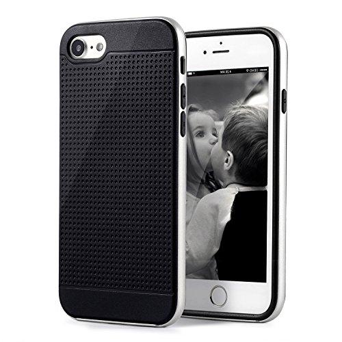 LESHP iPhone Flexible Silver Phone