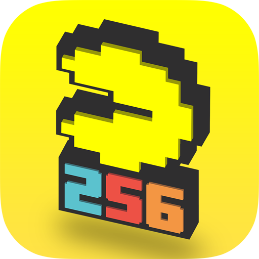 (PAC-MAN 256 - Endless Arcade)