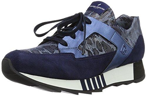 Hj820636 Daniel Hechter Femme Jeans navy Bleu Baskets ZxT4nAxq