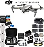 DJI Mavic Pro Platinum Collapsible Quadcopter 3-Battery Ultimate...