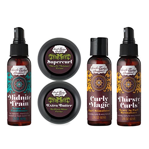 Ultimate Kinky Curly Girl Kit product image