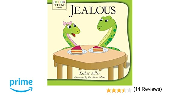 Jealous: Helping Children Cope With Jealousy (ColorFeeling ...