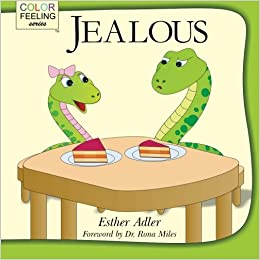 Book Jealous: Helping Children Cope With Jealousy: Volume 4 (ColorFeeling)