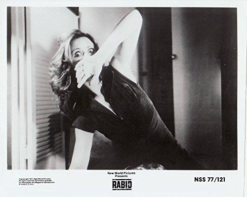 RABID (1977) Set of 3 vintage orig 8x10 b&w stills early-David Cronenberg - 1977 B&w Photo