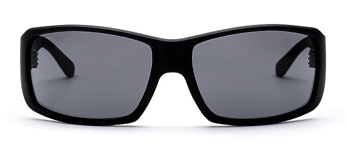5844624e36 Amazon.com  OTIS Eyewear Pacifica   Matte Black Grey Polarized Mens ...