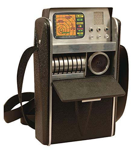 - DIAMOND SELECT TOYS SEP188275 Select Toys Star Trek: The Original Series: Science Tricorder Electronic Role Play Replica, Multicolor