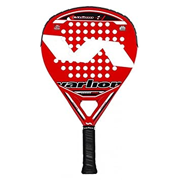 VARLION Cañon One - Pala de pádel Unisex, Color Rojo: Amazon.es ...