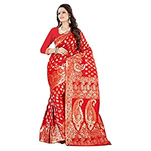 Shree Sanskruti Georgette with Blouse Piece Saree