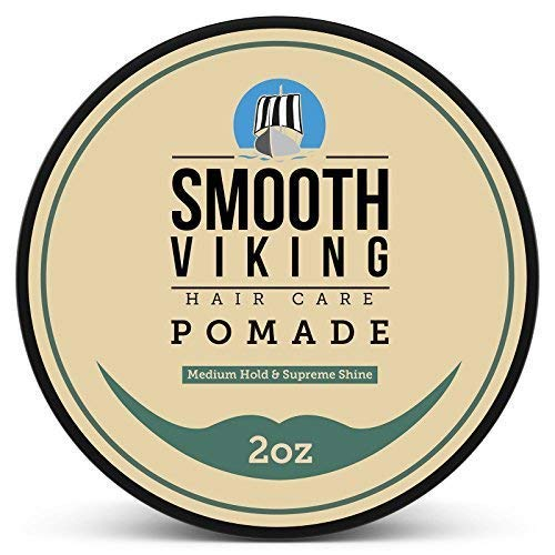 Pomade for Men, Medium Hold & High Shine,Hair...