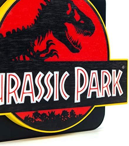 Numskull Jurassic Park Unisex Table Lamp 25.7 x 21.6 x 8.7 cm Multicolour