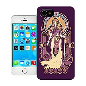 Unique Phone Case The girl creative collage art Zelda Nouveau Hard Cover for 4.7 inches iPhone 6 cases-buythecase by rushername