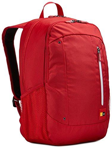 "Case Logic WMBP-115 Jaunt 15.6"" laptop backpack-Racing Red"