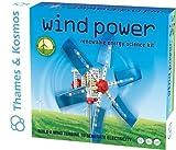 Thames & Kosmos Alternative Energy and Environmental Science Wind Power by Thames & Kosmos