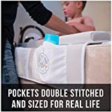 Baby Bath Kneeler Pad and Elbow Rest Set- Knee