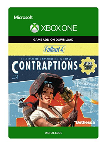 Fallout 4: Contraptions Workshop - Xbox One Digital Code