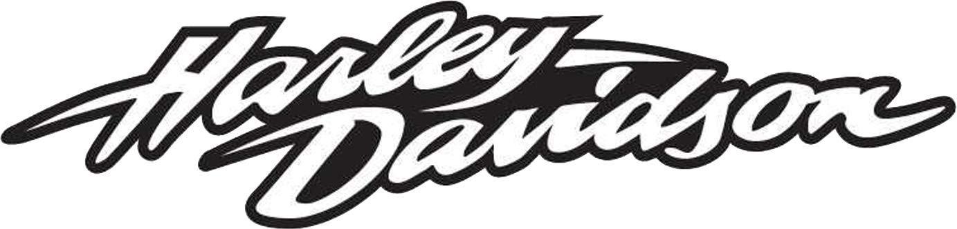Stickers r/étro r/éfl/échissant pour Casque Harley Davidson lat/éraux Pack de 2