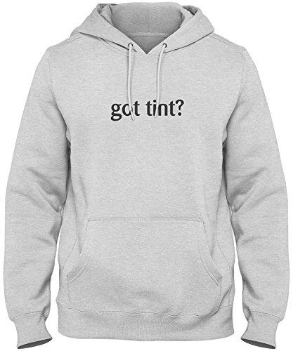 - ShirtLoco Men's Got Tint Hoodie Sweatshirt, Ash Medium