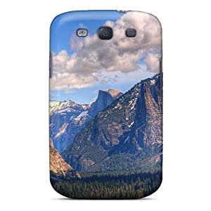 Awesome Case Cover/galaxy S3 Defender Case Cover(yosemite Valley)