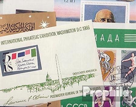 Prophila Collection Todas Mundo Wertpaket con 50,- Euro Valor de ...