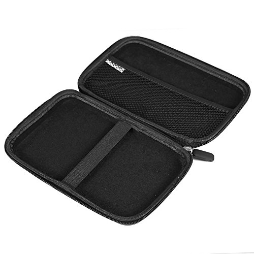 Magellan Carry Case (Agile-Shop 7 inch EVA Large Hard Shell GPS Carry Case for Garmin Nuvi 2797lmt 2798LMT 2757LM 2789 TomTom Magellan Roadmate GPS Devices - Black)