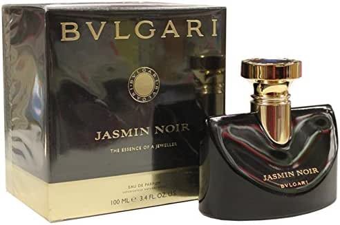 Bvlgari Jasmin Noir by Bvlgari Eau DE Parfum Spray For Women. EDP 3.4 Fl Oz 100 ML
