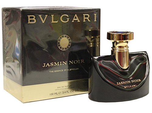 Bvlgari Jasmin Noir by Bvlgari Eau DE Parfum Spray For Women. EDP 3.4 Fl Oz 100 ML