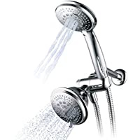 Hydroluxe Full-Chrome 24 Function Ultra-Luxury 3-way 2 in...