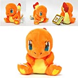 New Pokemon Charmander Plush Soft Toy Stuffed Animal Cuddly Doll Teddy Xmas Gift