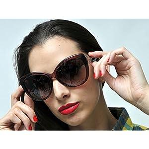 Roberto Cavalli RC736 Sunglasses RC 736 Color 47F Gradient Brown