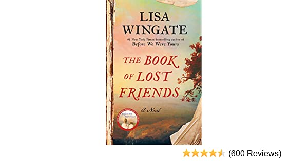 The Book Of Lost Friends Kindle