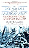 The Rise and Fall of an American Army, Shelby L. Stanton, 089141827X