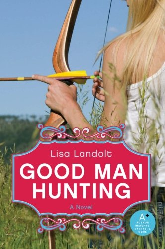 Book: Good Man Hunting by Lisa Landolt