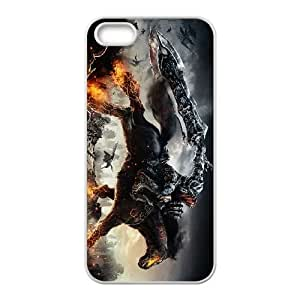 darksiders war rides 2 iPhone 4 4s Cell Phone Case White 53Go-070177