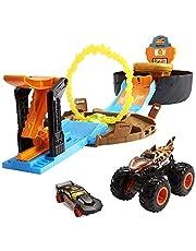 Hot Wheels Monster Trucks Stunt Tire Play Set